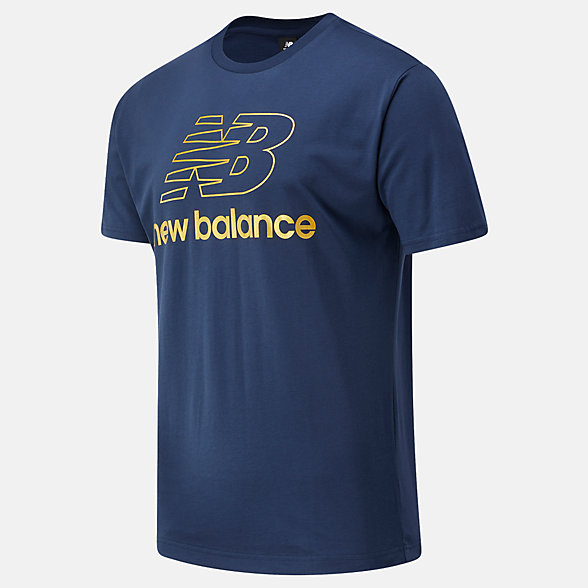 NB NB Athletics Podium T-Shirt, MT03503NGO