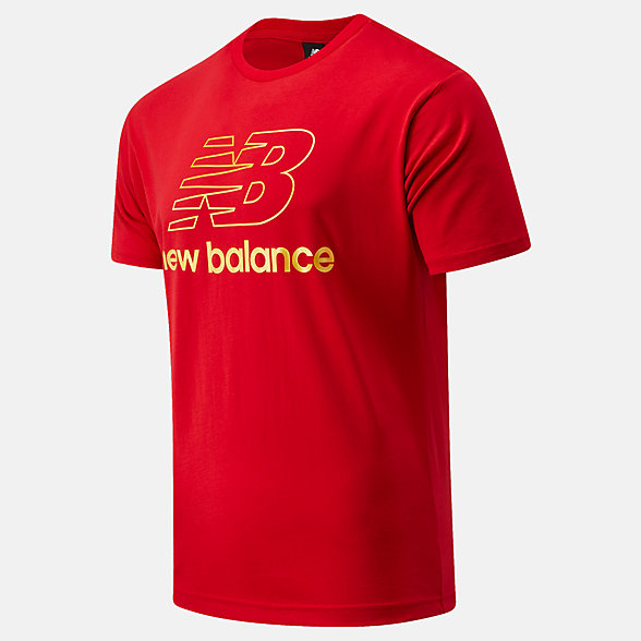 NB NB Athletics Podium T-Shirt, MT03503REP