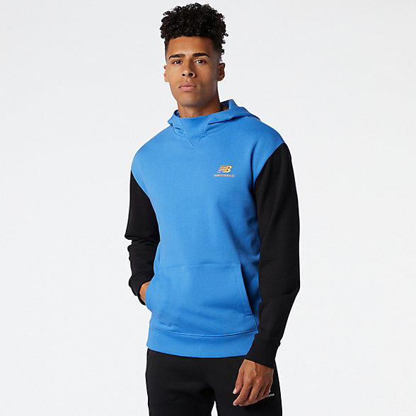 NB NB Athletics Village Fleece Pullover, MT03505FCB