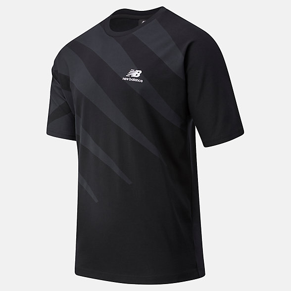 NB NB Athletics Prong T-Shirt, MT03506BK
