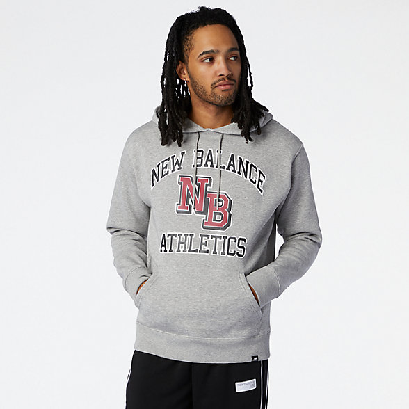 NB NB Athletics Varsity Pack Hoodie, MT03514AG