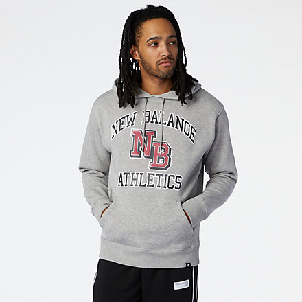 NB NB Athletics Varsity Pack Hoodie, MT03514AG image number null