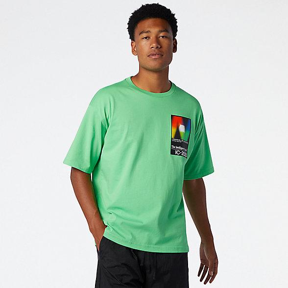 NB T-Shirt Sport Style Optiks, MT03529ACG