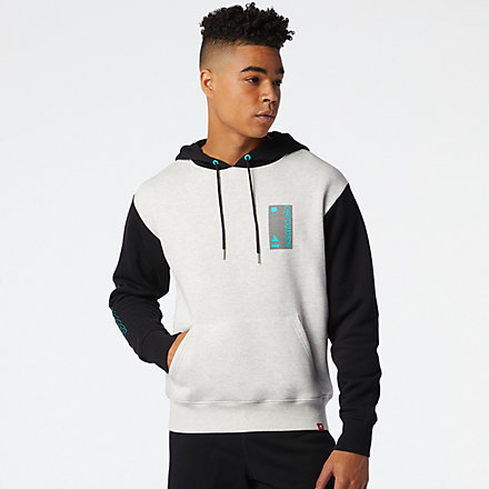 NB Essentials Terrain Hoodie, MT03536SAH image number null