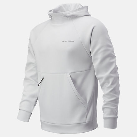New Balance Sport Style Hoodie, MT03549ARF image number null