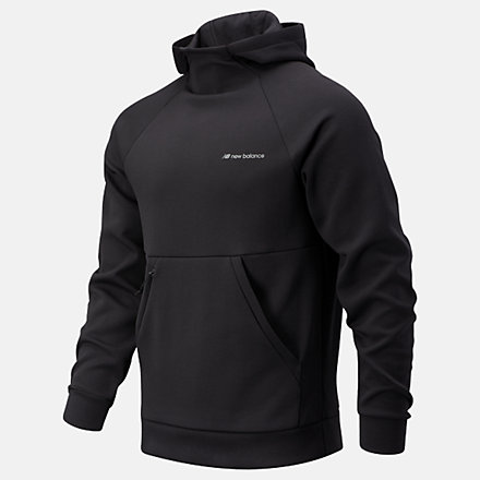 NB Sport Style Hoodie, MT03549PHM image number null