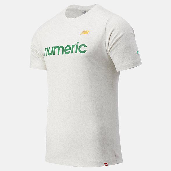 NB NB Numeric Squad T-Shirt, MT03571SAH