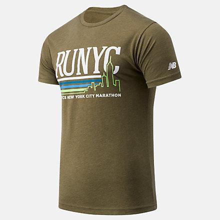 New Balance NYC Marathon RuNYC Corporate, MT03610MOG1 image number null
