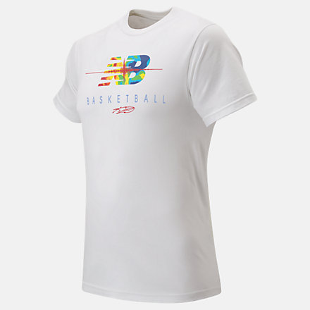 New Balance Nb Seismic Moment Tee, MT03613WT image number null