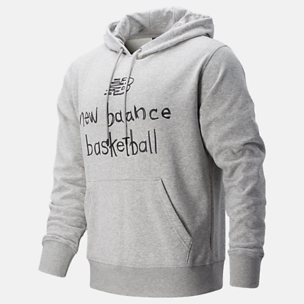 New Balance NB Swish Hoodie, MT03614AG image number null