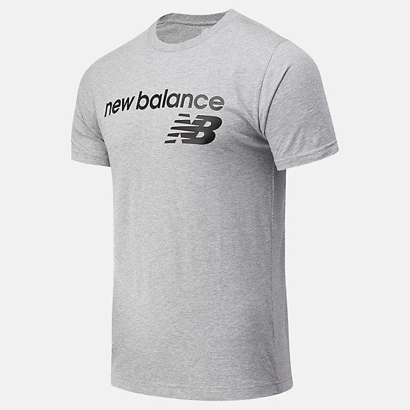 NB NB Classic Core Logo Tee, MT03905AG