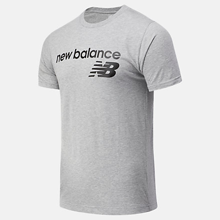 New Balance NB Classic Core Logo Tee, MT03905AG image number null