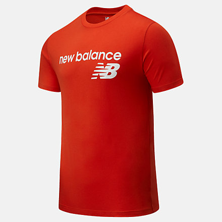 NB NB Classic Core Logo Tee, MT03905DBZ image number null