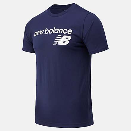 New Balance NB Classic Core Logo Tee, MT03905PGM image number null