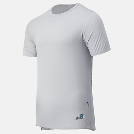 New Balance Speedrift Short Sleeve Tee, MT03906LAN image number null