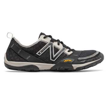 New Balance Minimus Trail 10v1, Black with Moonbeam
