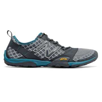 New Balance Minimus 10v1 Trail, Gunmetal with Orca & Dark Neptune