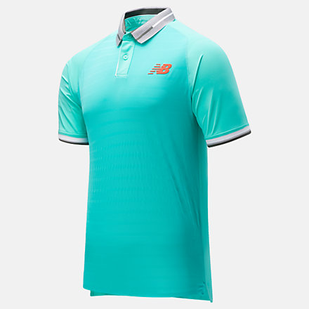 New Balance Tournament Polo, MT11404SUJ image number null