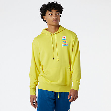 New Balance NB Essentials Field Day Hoodie, MT11514FTL image number null