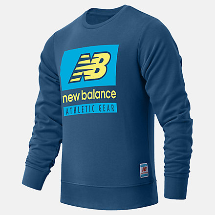 New Balance NB Essentials Field Day Crew, MT11515CNB image number null