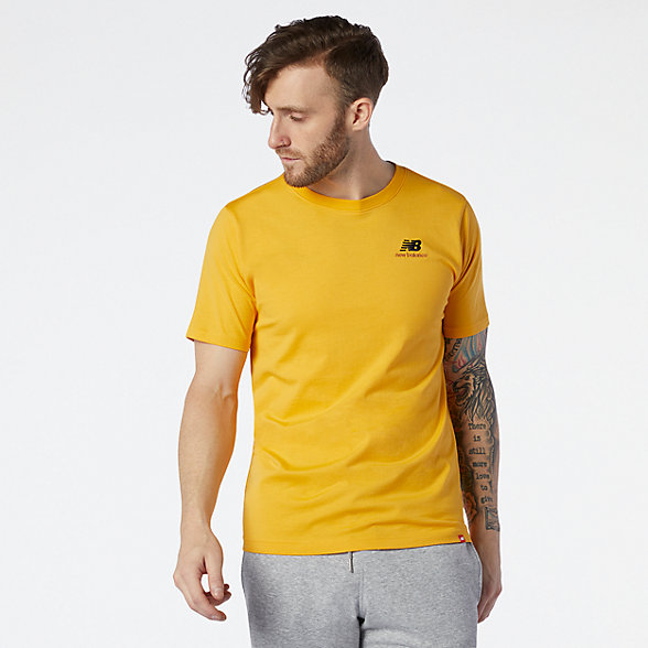 NB NB Essentials Embriodered Tee, MT11592ASE
