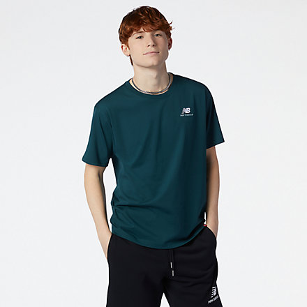 NB NB Essentials Embroidered T-Shirt, MT11592TKK image number null