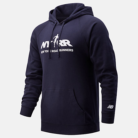 New Balance RFL Graphic Hoodie, MT11606BECL image number null