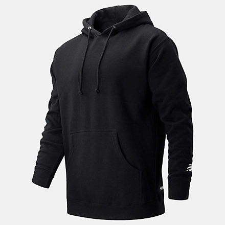 New Balance Lindor x NB Hoodie, MT11721BK image number null