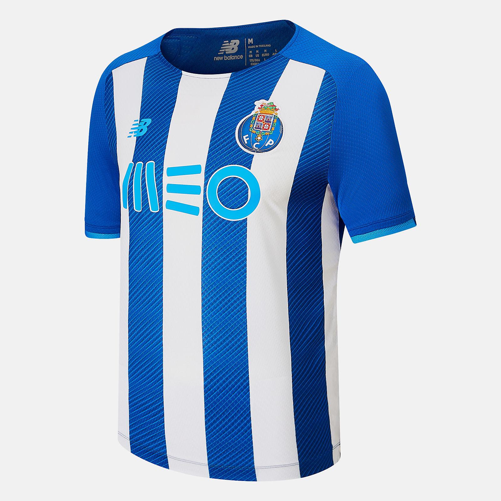 FC Porto Home Short Sleeve Jersey