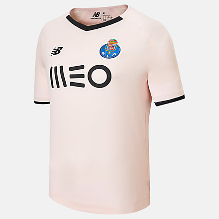 New Balance FC Porto Third Short Sleeve Jersey, MT130104THD image number null