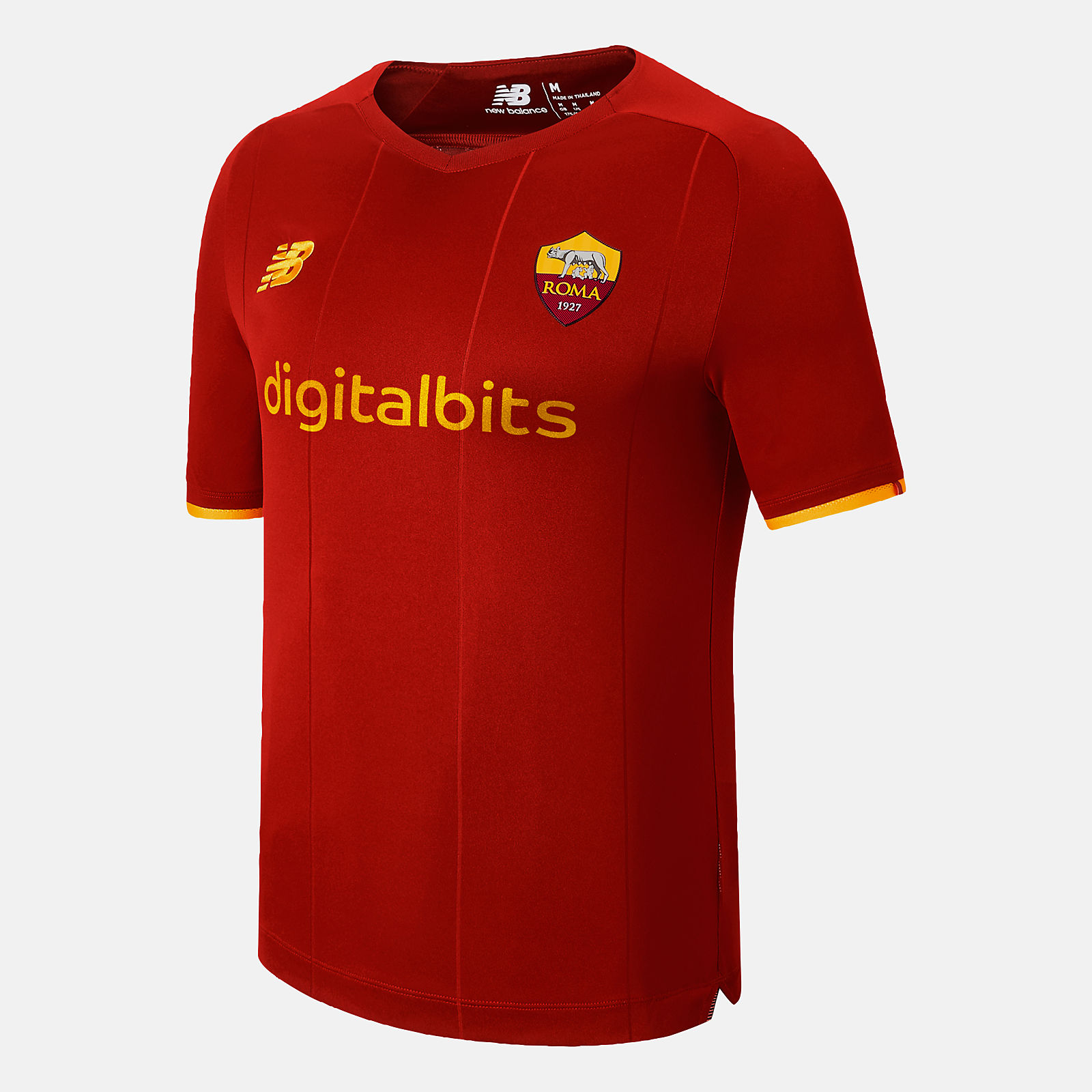 AS Roma Home SS Jersey