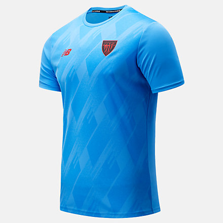 NB Athletic Club Lightweight Travel Tee, MT131006LCT image number null