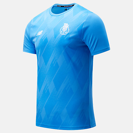 New Balance Fc Porto Lightweighttee, MT131066LCT image number null