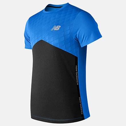 NB Nbst Poly Tee, MT133003OTS image number null