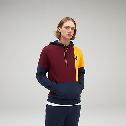 NB Sweats à capuche NB Athletics Higher Learning, MT13504GNT image number null