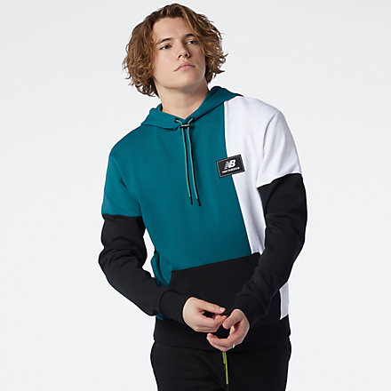 NB NB Athletics Higher Learning Hoodie, MT13504MTL image number null