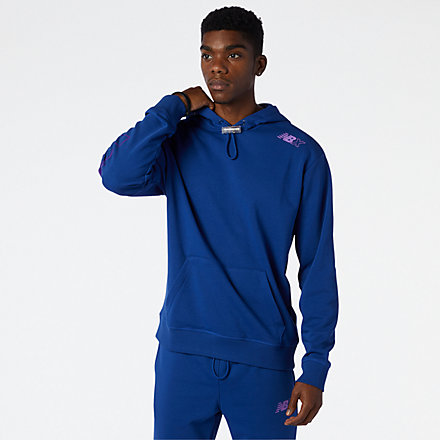 New Balance NB Essentials NBX Hoodie, MT13567AT image number null