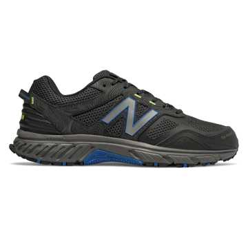 New Balance 510v4 Trail, Magnet with Classic Blue