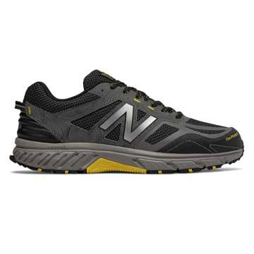 New Balance 510v4 Trail, Castlerock with Black