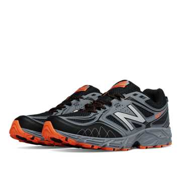 New Balance New Balance 510v3 Trail, Black with Grey & Lava