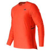 NB N Transit Long Sleeve Top, Dynamite