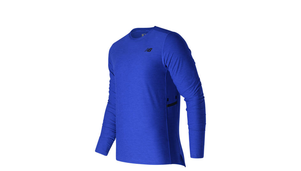 N Transit Long Sleeve Top