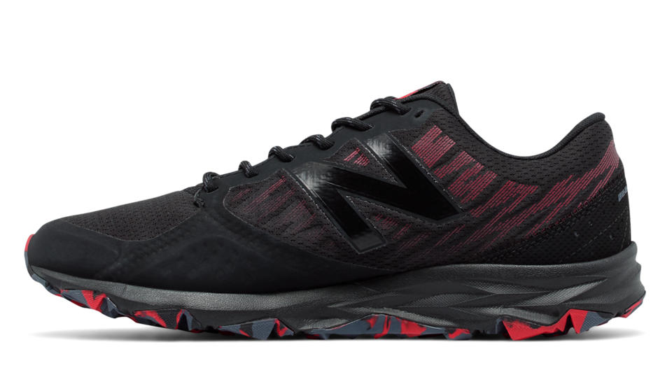 new balance 690v2. new balance 690v2 trail, black with alpha red