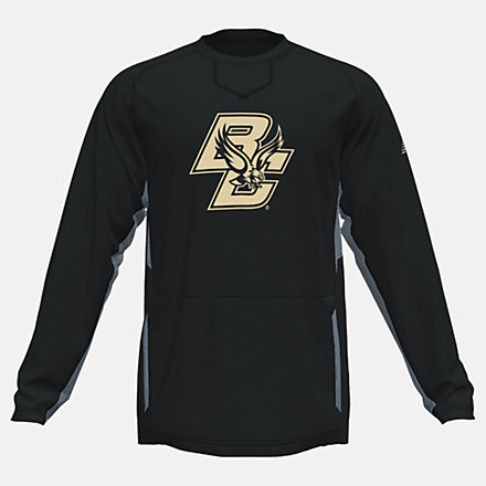 New Balance Baseball Pullover 2.0(Boston College), MT707BCCTBK image number null