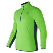 NB Impact Half Zip, Energy Lime