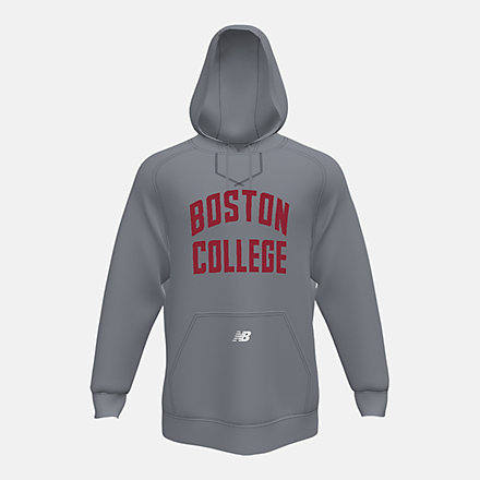 New Balance Perf Tech Hoody(Boston College), MT719BCFGNM image number null