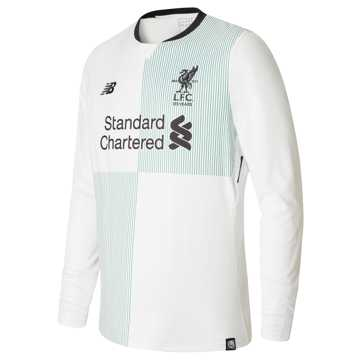 New Balance LFC Away LS Jersey, White