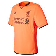 NB LFC 3rd Short Sleeve Shirt - Elite, Bold Citrus
