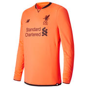 NB LFC 3rd Long Sleeve Shirt, Bold Citrus