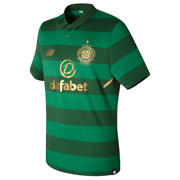 NB CFC Away Short Sleeve Shirt - Elite, Verdant Green